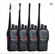Black Baofeng BF-888S Walkie Talkie   Audio & Music Equipment for sale in Lagos State, Ikeja
