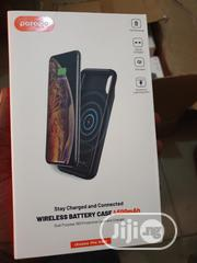 Wireless Battery Case 4,500 Mah For iPhone Xs Max | Accessories for Mobile Phones & Tablets for sale in Lagos State, Ikeja