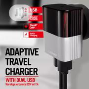 LDNIO A2206 Dual USB Travel Charger EU/US Plug Mobile Phone | Accessories for Mobile Phones & Tablets for sale in Lagos State, Ikeja