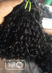 Single Drawn Pixie Curl Weaves Plus Closure | Hair Beauty for sale in Lagos State, Ikeja
