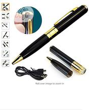 Spy Pen Camera With Audio/Video Recording,Up To 32GB Card Supportable | Security & Surveillance for sale in Lagos State, Ikeja