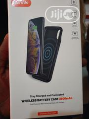 Wireless Battery Case 3,500 Mah For iPhone | Accessories for Mobile Phones & Tablets for sale in Lagos State, Ikeja