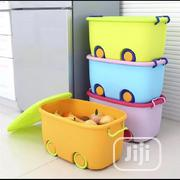 Plastic Storage Box With Wheels | Home Accessories for sale in Lagos State, Lagos Island