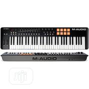M Audio Oxygen 61 Uasb Midi Keyboard Controller | Musical Instruments & Gear for sale in Lagos State, Ojo