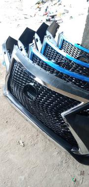 Front Bumper Lexus Rx350 2015 | Vehicle Parts & Accessories for sale in Lagos State, Mushin