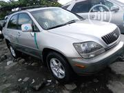 Lexus RX 2000 Silver   Cars for sale in Lagos State, Lagos Mainland