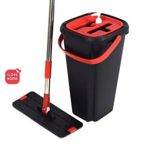 2019 NEW Slim Scratch Mop & Bucket Set Easy Magic