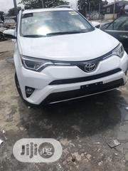 Toyota RAV4 XLE AWD (2.5L 4cyl 6A) 2016 White | Cars for sale in Lagos State, Ajah