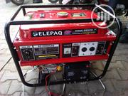 This Is Elepaq Generator Constant Model No EX18000 CXS. 5.5kva | Electrical Equipment for sale in Lagos State, Ojo