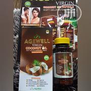 Agewell Virgin Coconut Oil Capsule | Vitamins & Supplements for sale in Lagos State, Lagos Mainland