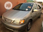 Toyota Sienna 2002 Silver | Cars for sale in Lagos State, Ojodu