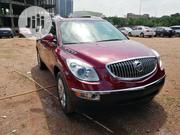 Buick Enclave 2009 CXL AWD Red   Cars for sale in Abuja (FCT) State, Central Business District