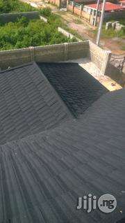 Classic Black Stone Coated Anti Rust Eoofing Sheet In Lagos | Building Materials for sale in Lagos State, Ajah