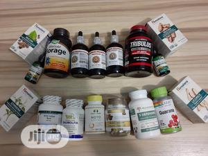 Organic Herbal Food Supplements