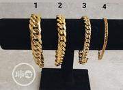 Cuban Gold Bracelets | Jewelry for sale in Lagos State, Ikeja
