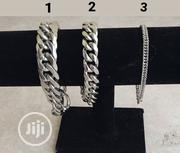 Cuban Silver Bracelets | Jewelry for sale in Lagos State, Ikeja