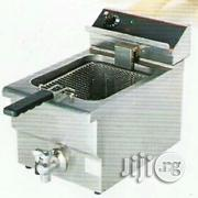 Industrial Deep Fryer With Tap | Restaurant & Catering Equipment for sale in Lagos State, Ojo