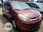 Toyota Sienna XLE Limited 4WD 2008 Red | Cars for sale in Lagos State, Apapa