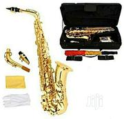 Yamaha Professional Alto Gold Saxophone | Musical Instruments & Gear for sale in Lagos State, Lekki Phase 1