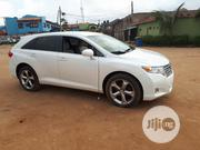 Toyota Venza 2011 V6 AWD White | Cars for sale in Lagos State, Agege