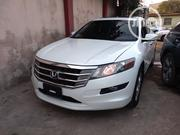 Honda Accord CrossTour 2012 EX-L White | Cars for sale in Lagos State, Lagos Mainland