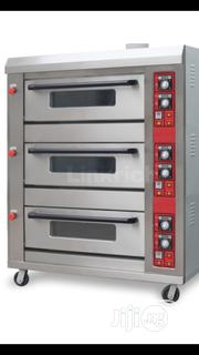 Bread Bakery Oven 3deck 9trays | Restaurant & Catering Equipment for sale in Lagos State, Ojo