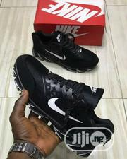 Black Fashionable Designs Nike Sneakers | Shoes for sale in Lagos State, Lagos Island