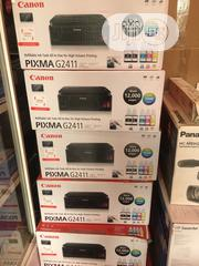 Exceptionally Pixma G2411 Canon Printers | Printers & Scanners for sale in Lagos State, Ikeja