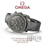 Omega Speedmaster Grey Chronograph Watch   Watches for sale in Lagos State, Oshodi-Isolo