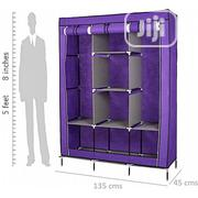 Generic AE Metal Shelves And Dustproof Non-woven Fabric Wardrobe   Furniture for sale in Lagos State, Amuwo-Odofin