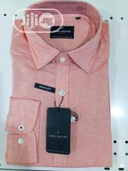 Daniel Hechter Mens Casual Shirt | Clothing for sale in Akwa Ibom State, Uyo