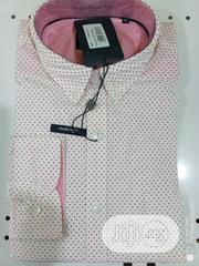 Daniel Hechter Men Modern Fit Casual Shirt | Clothing for sale in Akwa Ibom State, Uyo