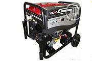 Maxi 10KVA 8KW Generator With Wheels | Electrical Equipments for sale in Oyo State, Ibadan