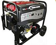 Maxi 10KVA 8KW Generator With Wheels | Electrical Equipments for sale in Delta State, Isoko North