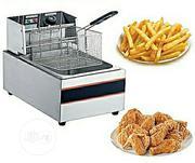 Single Tank Electric Deep Fryer Commercial | Restaurant & Catering Equipment for sale in Lagos State, Ikeja