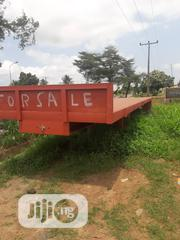 Flat Body With Super 30 Axle And Tanks For Sale | Trucks & Trailers for sale in Lagos State, Ikeja