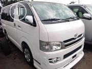Toyota Hiace Bus 2010 White | Buses & Microbuses for sale in Lagos State, Apapa