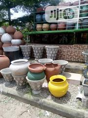Varieties Of Flowers Pots And Containers | Garden for sale in Abuja (FCT) State, Utako