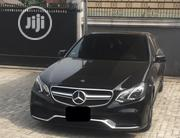 Mercedes-Benz E350 2014 Black | Cars for sale in Rivers State, Port-Harcourt