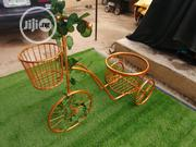 3 Wheels Planter Stand For Sale To Bulk Buyers | Manufacturing Services for sale in Ekiti State, Ado Ekiti