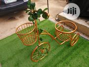 Quality Casted Wrought Iron Planter Stand For Sale | Manufacturing Services for sale in Enugu State, Enugu South