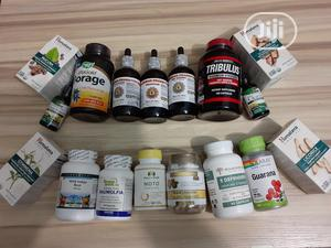 Organic Herbal & Homeopathic Dietary Food Supplements