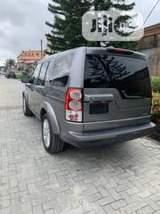 Land Rover LR4 2011 V8 Gray | Cars for sale in Lagos State, Lagos Mainland