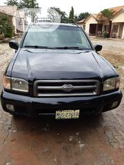 Nissan Pathfinder 2000 Automatic Black | Cars for sale in Abuja (FCT) State, Lugbe