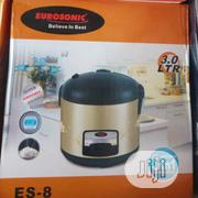 EUROSONIC 3L Rice Cooker | Kitchen Appliances for sale in Lagos State, Lagos Island