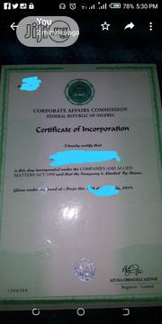 Company Registration With The CAC | Legal Services for sale in Abuja (FCT) State, Lugbe District