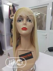 """Luxury Blonde Wig Bob 14""""   Hair Beauty for sale in Lagos State, Ajah"""