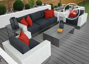 Crafted Living Rattan Furniture | Furniture for sale in Lagos State, Maryland