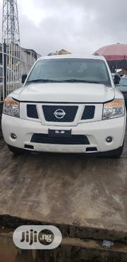 Nissan Armada 2012 SL White | Cars for sale in Oyo State, Ibadan