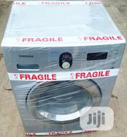 Silver Samsung 7kg Wash and Dry Washing Machine {Pay on DELIVERY} | Manufacturing Equipment for sale in Lagos State, Lagos Mainland